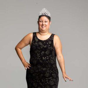 Miss Blind Diva Janelle Santana